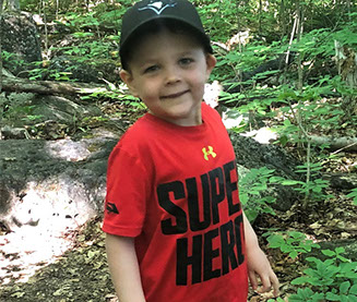 Kitchener Kids With Cancer Run/Walk - Christopher's Story